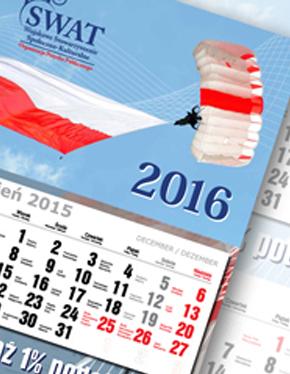 Kalendarz dla Stowarzyszenia SWAT