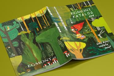 Katalog  Egmont 2018